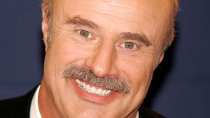 Did I just say something positive about Dr. Phil? Oh God, I love myself so much!